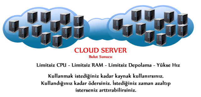 cloud server nedir